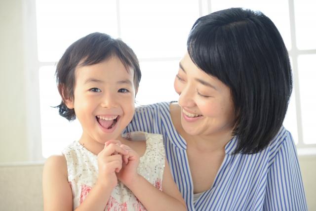 ママと子供