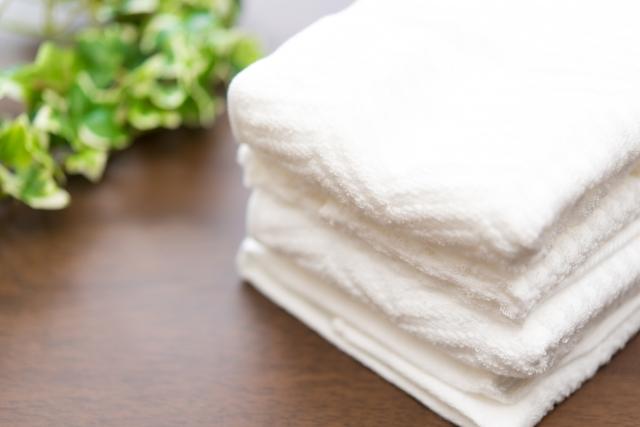お風呂で使うバスタオル