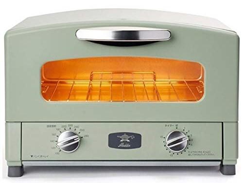アラジンのトースター2枚焼き