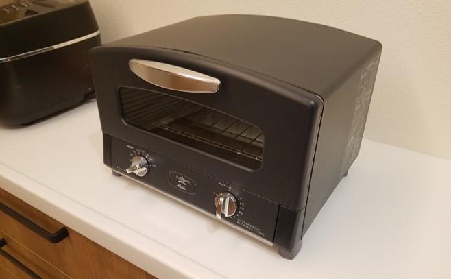 我が家で使っているアラジンのトースター