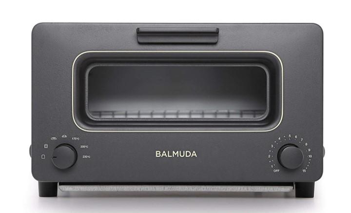 バルミューダのトースター