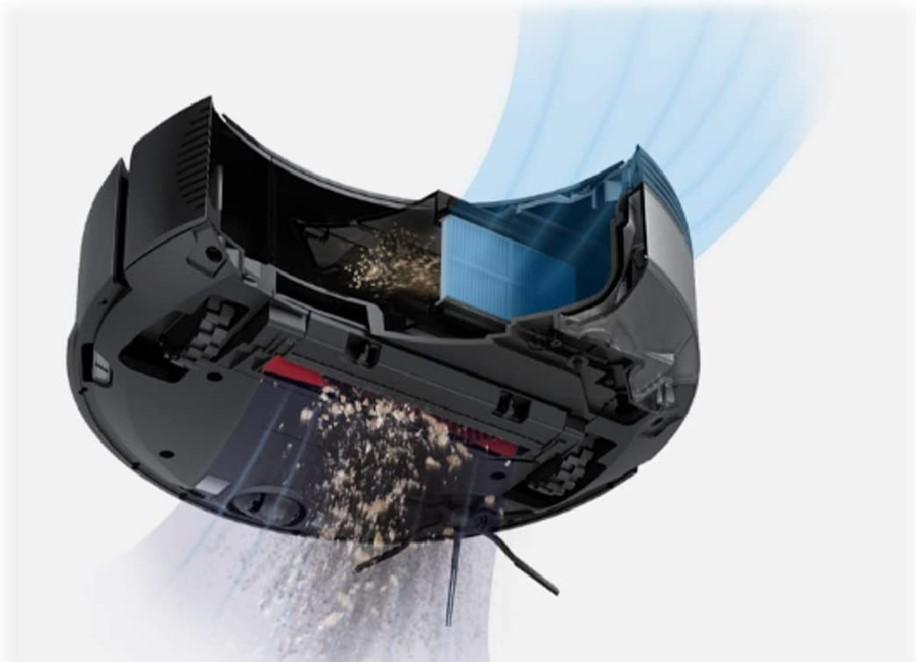 Roborock S5 Maxの吸引力