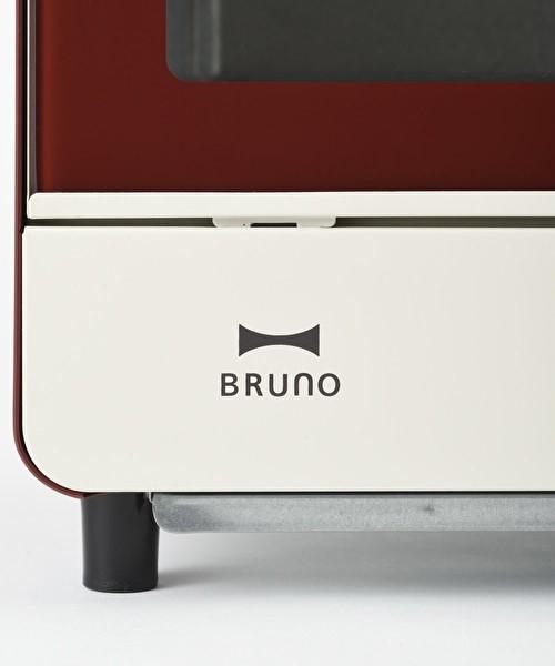 ブルーノオーブントースターのロゴ